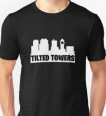 Tilted Towers - Fortnite Unisex T-Shirt