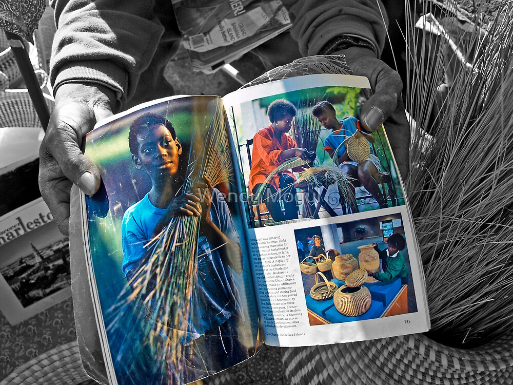 Gullah Tradition II by Wendy Mogul