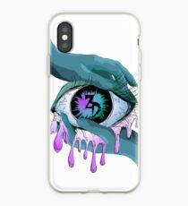 Zeds Dead EDM Auge Kunst iPhone-Hülle & Cover