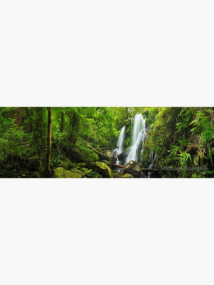 Chalahn Falls, Lamington National Park, Queesland, Australia by Chockstone