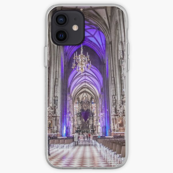 St. Stephen's Cathedral,  Vienna iPhone Soft Case