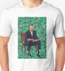 Obama Portrait Unisex T-Shirt