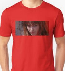 Pierrot Le Fou - Anna Karina - Jean Luc Godard Unisex T-Shirt