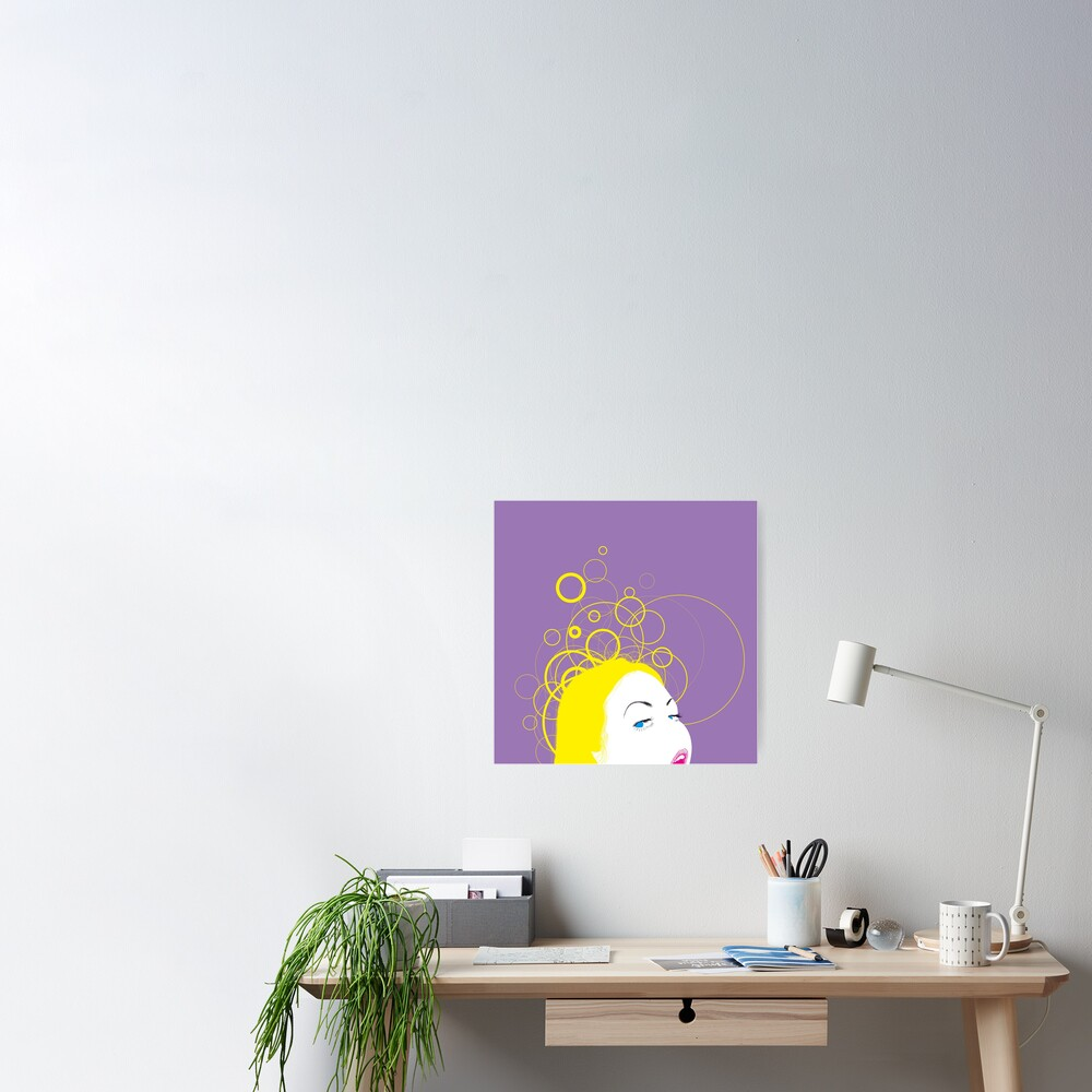 blow girl Poster