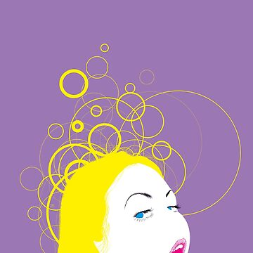 blow girl by freartblog
