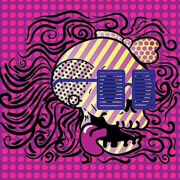Punk Skull by Sonic3321