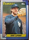 371 - Dave LaPoint by Foob's Baseball Cards
