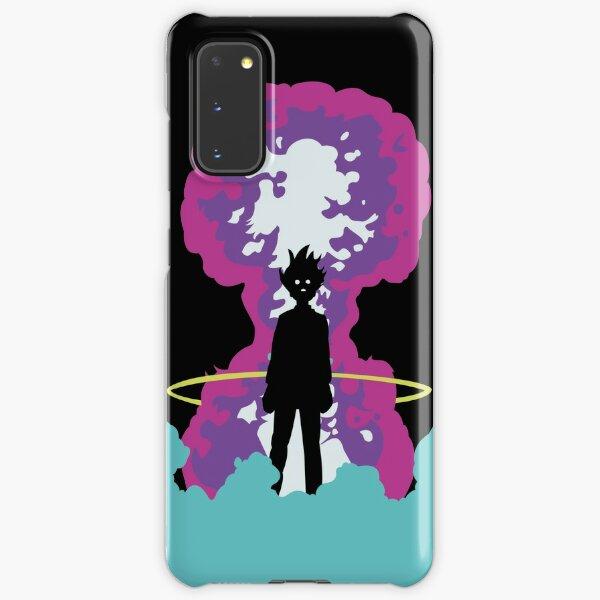 Mob Psycho Emotion Explosion Samsung Galaxy Snap Case