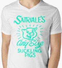 Satriale's - Any Size Suckling Pigs T-Shirt