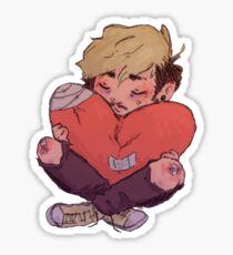 healing (sticker) Sticker