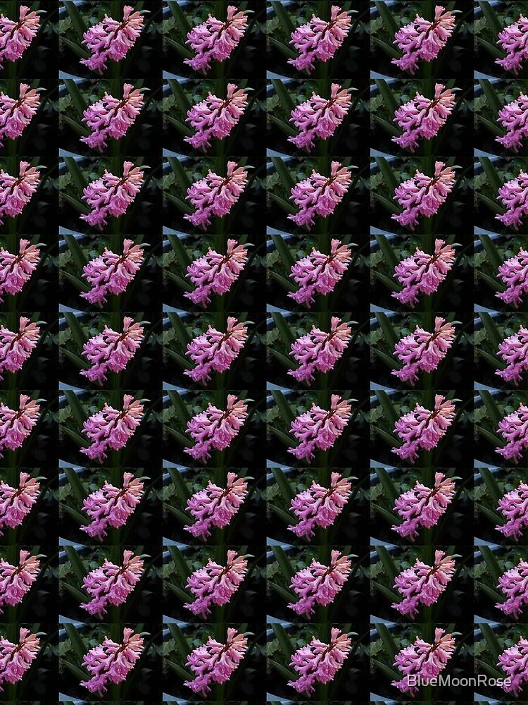 Parfümierte rosa Hyazinthe von BlueMoonRose