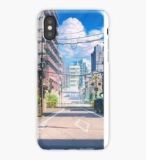Japan Streets iPhone Case/Skin