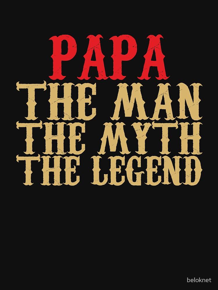 Papa - Der Mann, der Mythos, die Legende von beloknet
