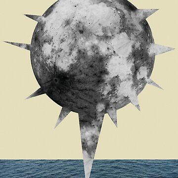 Moon by HenryFaulkner