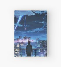 Cuaderno de tapa dura Kimi no na wa (your name)