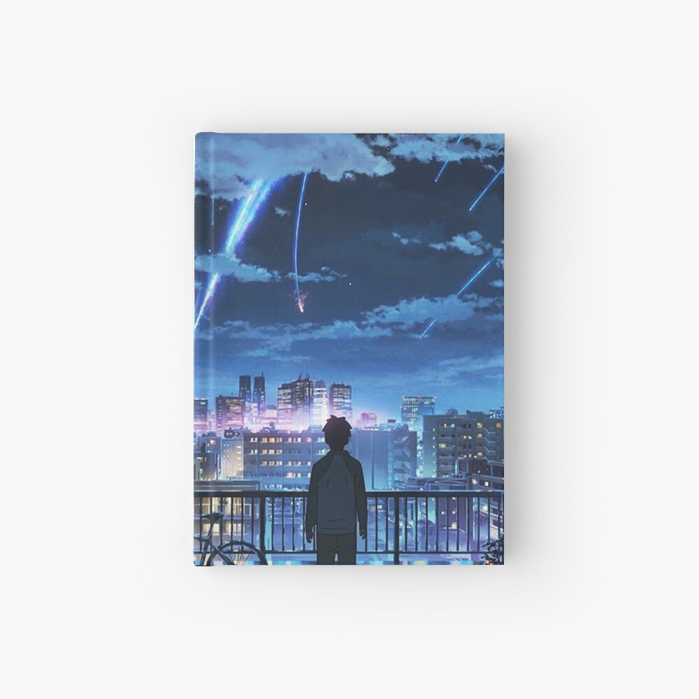 Kimi no na wa (your name) Hardcover Journal