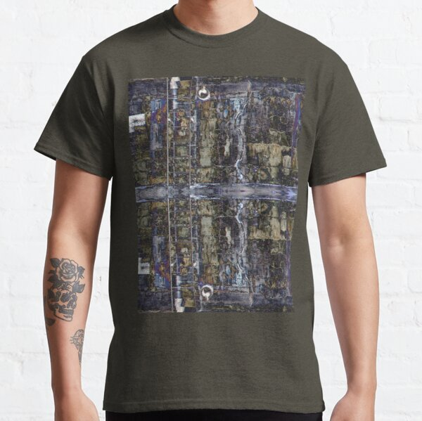 Up the Ladder, Over the Wall Classic T-Shirt