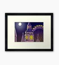A London Night Framed Print