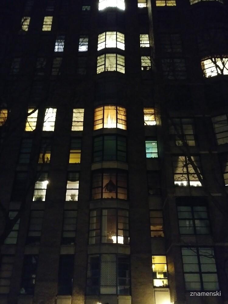 New York, Brooklyn, Manhattan, New York City, Buildings, streets by znamenski