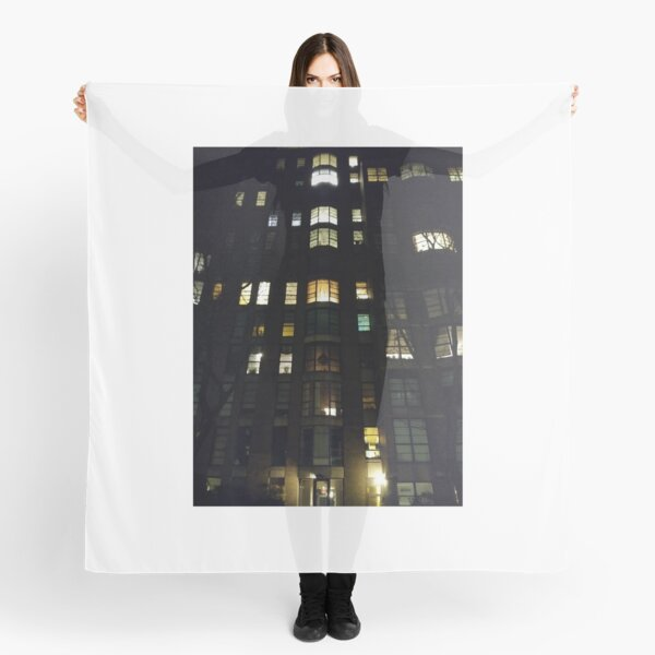 New York, Brooklyn, Manhattan, New York City, Buildings, streets Scarf