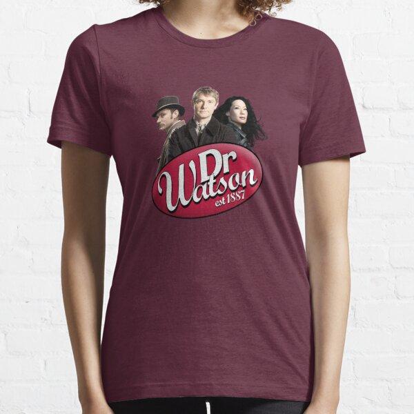 Dr Watson - 3 Representations Essential T-Shirt