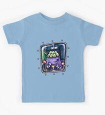 Pilot of the Shirt Kids Tee