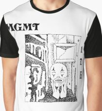 MGMT Little Dark Age Graphic T-Shirt