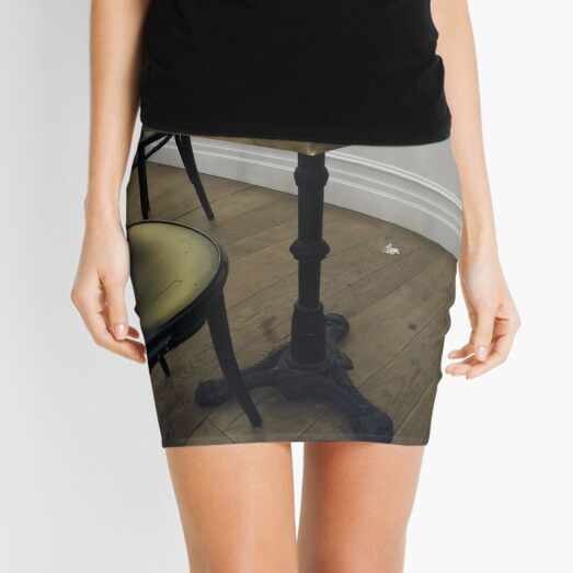 New York, Brooklyn, Manhattan, New York City, Buildings, streets, trees Mini Skirt