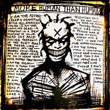 More Human Than Human  by Radar180