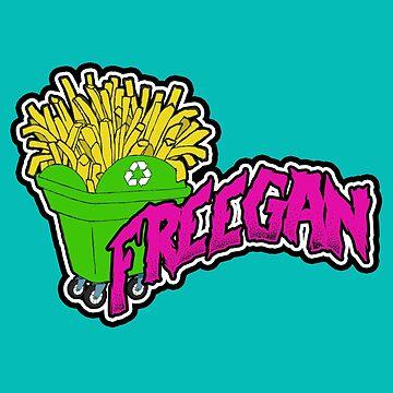 Freegan by HenryFaulkner