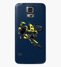 Motor Cross Freestyle Hülle & Skin für Samsung Galaxy