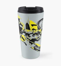 Motor Cross Freestyle Thermobecher