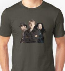 Dr. Watsons - Three Representations. Unisex T-Shirt