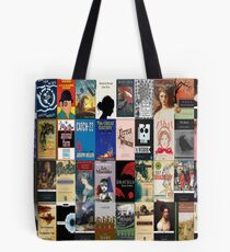 Classic Literature Book Covers  Tote Bag