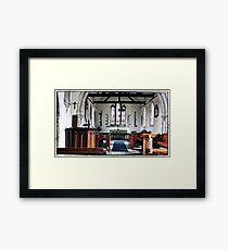 Yapton Church Framed Print