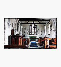 Yapton Church Photographic Print