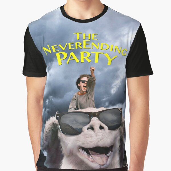 The Neverending Party Graphic T-Shirt