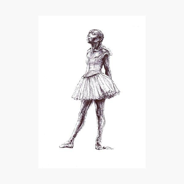 Little Dancer Photographic Print