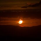 Partial Solar Eclipse by Teale Britstra