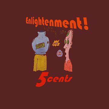 Enlightenment! by barnieeaglewood