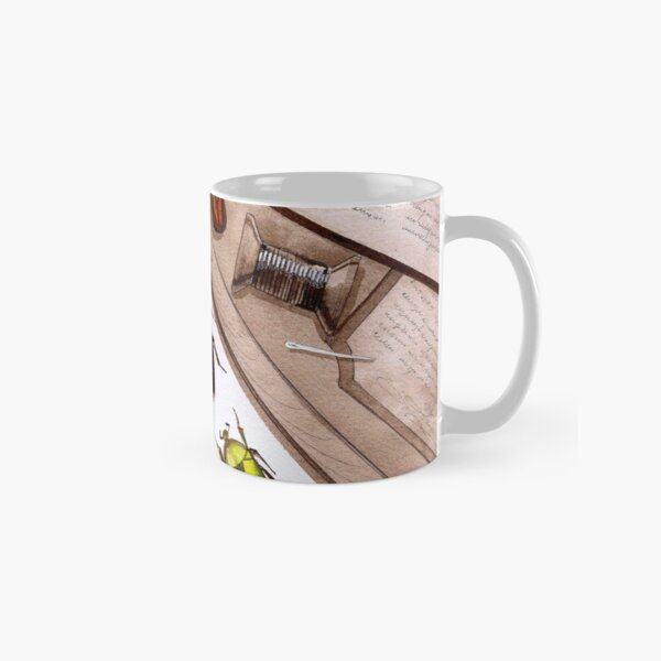 Insect Collector Classic Mug
