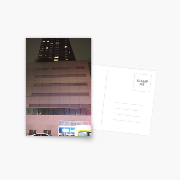 Instagram Postcard