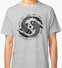 Rosa Floyd-Zitat Classic T-Shirt