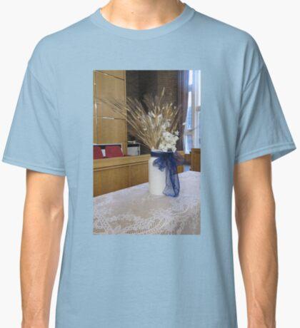 Hochzeit Tischdekoration Classic T-Shirt