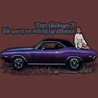 1970 Challenger by crimsontideguy