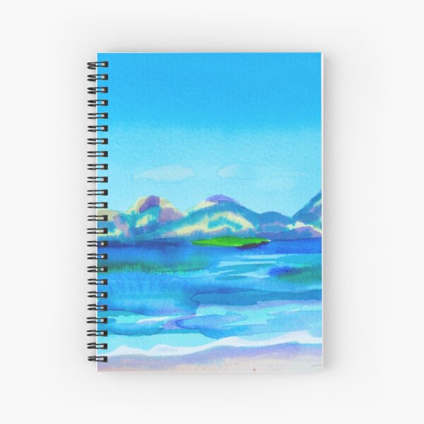 Coles Spiral Notebooks Redbubble