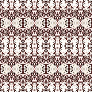 #Design #decoration #motif #marking #ornament #ornamentation #pattern #abstract #illustration #art #textile #element #fashion #visuals #ornate #colorimage #textured  by znamenski