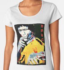 Bruce Lee Women's Premium T-Shirt