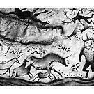 Fantastische Höhlenmalereien von PeterSiedlArt