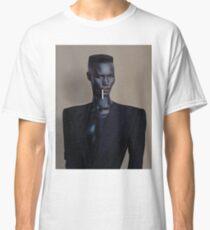 Night Clubbing - Grace Jones Classic T-Shirt